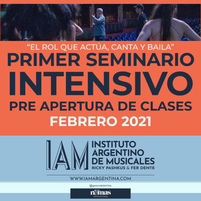 IAM-SEMINARIO VERANO-FEED-FLYER-SEMINARIO INTENSIVO